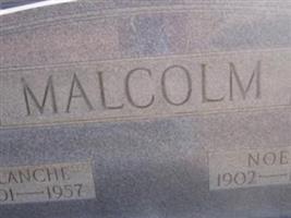Blanche Norton Malcolm
