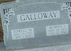Burnis I. Galloway