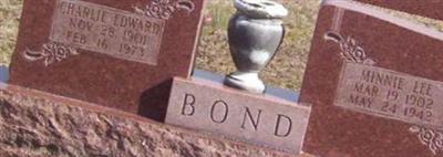 Charlie Edward Bond