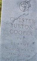 Chester Burton Cooper
