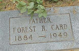 Forest R. Card