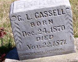 George Lynch Cassell
