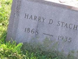 Harry D Stach