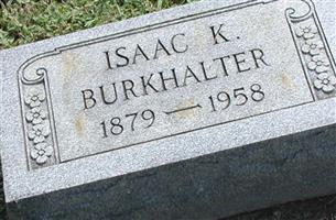 Isaac K. Burkhalter