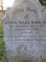 James Isaac Simmons