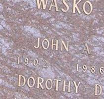John A Wasko