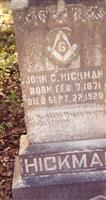 John C. Hickman