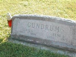 Lewis G. Gundrum