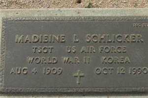 Madline L Schlicker