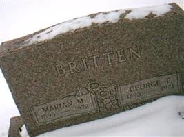 Marian Britten