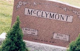 Elsie Marjory Barrass Maurice McClymont