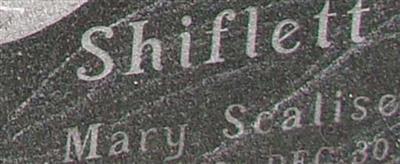 Mary Scalise Shiflett