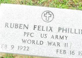 PFC Ruben Felix Phillips