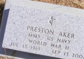 Preston Aker