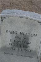 Rado Nelson