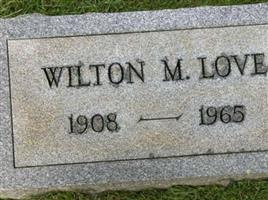 WILTON M LOVE