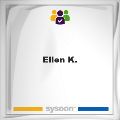Ellen K., member, cemetery
