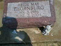 Heidi M Thornburg