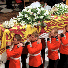 Diana funeral ceremony