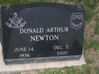 Donald Arthur Newton