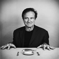 Robin Williams, cemetery