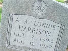 """A A """"Lonnie"""" Harrison"""