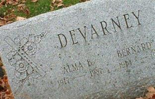 Alma Berthiaume Devarney