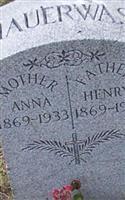 Anna Hauerwas