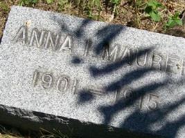 Anna I. Maurer