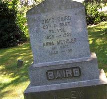 Anna Metzler Baird