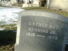 Arthur Guy Henning, Jr