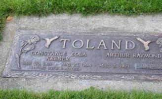 Arthur Raymond Toland