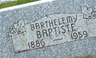 Barthelemy Baptiste