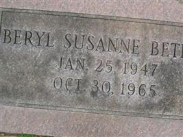 Beryl Susanne Bethea