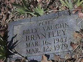"Billy Vaughn ""Pete"" Brantley"