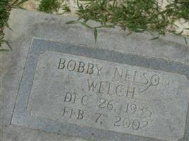 Bobby Nelson Welch