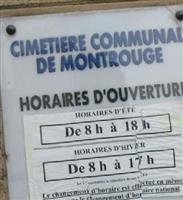Cimetiere de Montrouge