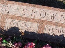 Claude Earl Brown
