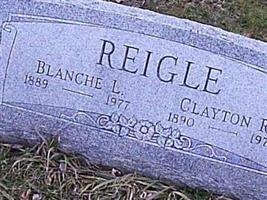 Clayton R Reigle