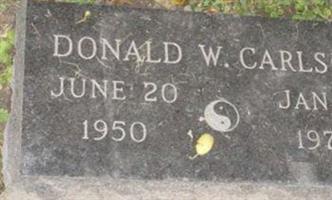 Donald W. Carlson