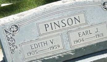 Edith Virginia Green Pinson