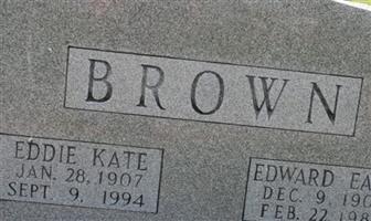 Edward Earl Brown