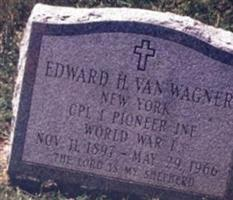 Edward H Van Wagner