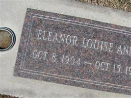 Eleanor Louise Annin