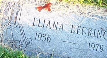 Eliana Becking