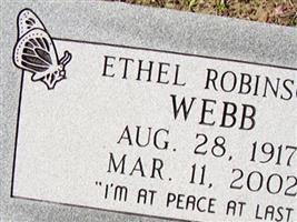 Ethel Robinson Webb