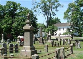 First Church Cemetery