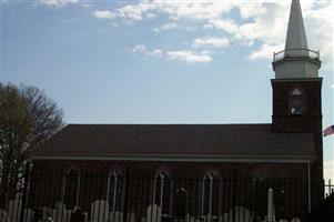 First Dutch Reformed Churchyard