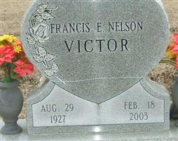 Francis E Nelson Victor