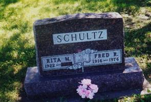 Fredrick Richard Schultz